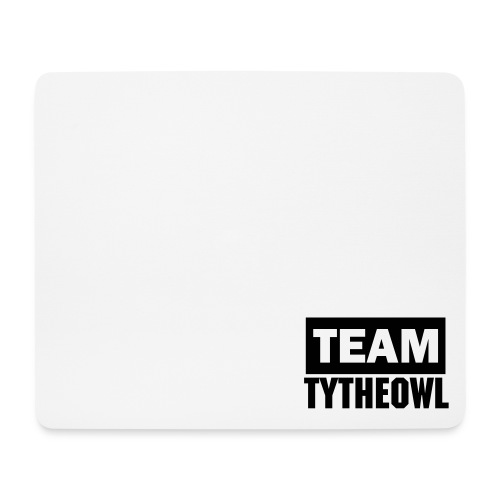 Team TyTheOwl Mouse Mat - Mouse Pad (horizontal)