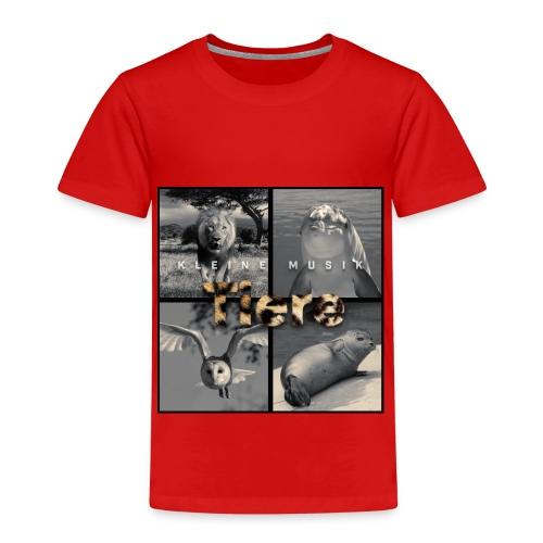 T - Shirt | Kleine Musik - Kinder Premium T-Shirt