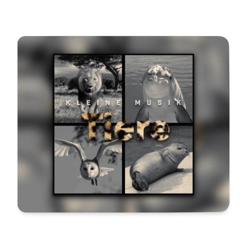 Mousepad | Kleine Musik - Mousepad (Querformat)