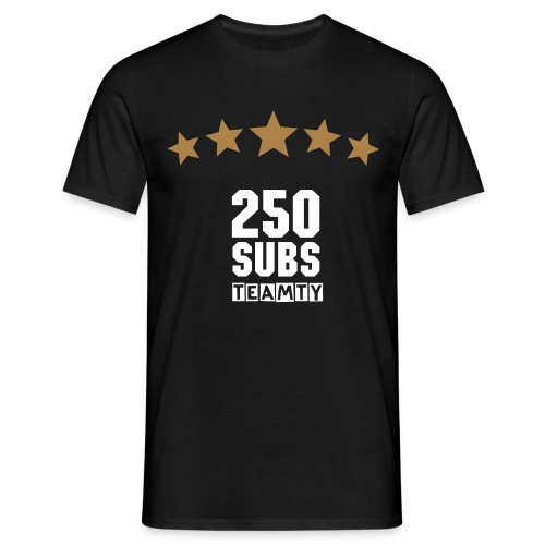 Limited Edition 250 Subs T-Shirt - Men's T-Shirt