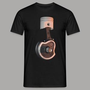 Racing Gear - Mannen T-shirt