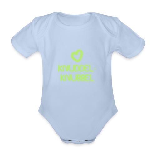 Knuddelknubbel Baby Bodys - Baby Bio-Kurzarm-Body