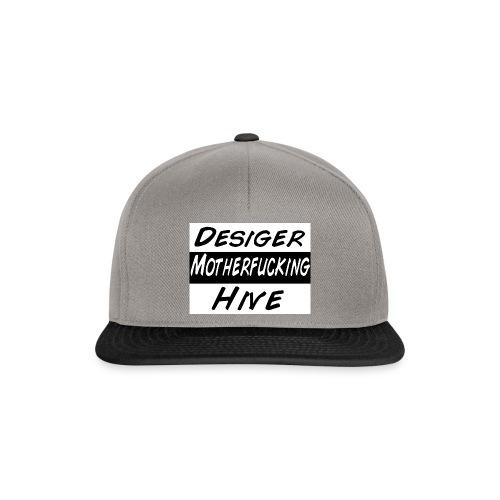Desiger Motherfucking Hive Snapback Unisex - Snapback Cap