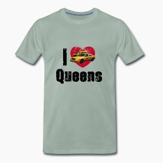 I love Queens NYC New York City Big Apple