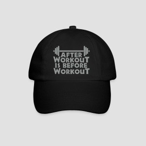 After Workout is before