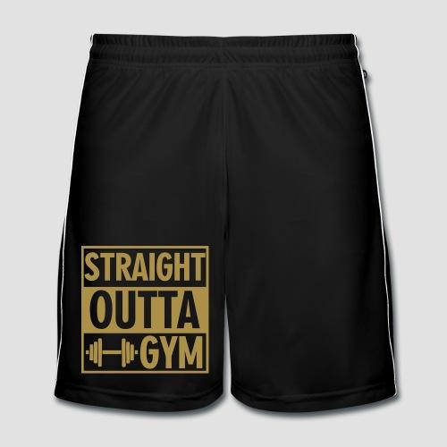 straight outta gym