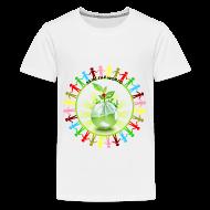 Tee shirts ~ T-shirt Premium Ado ~ Numéro de l'article 105417550