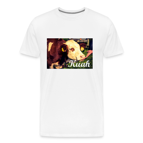 Kuah T-Shirt Buama - Männer Premium T-Shirt