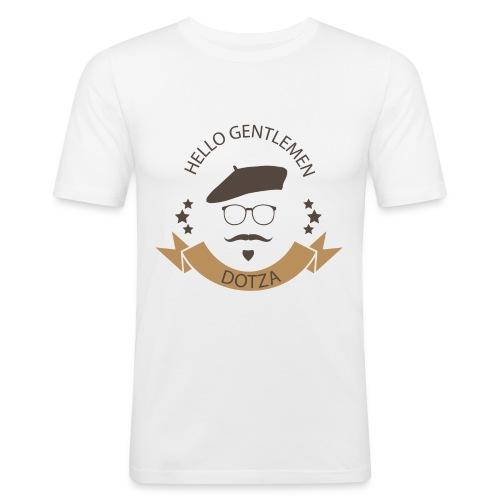 Gentlemen DOTZA - T-shirt près du corps Homme