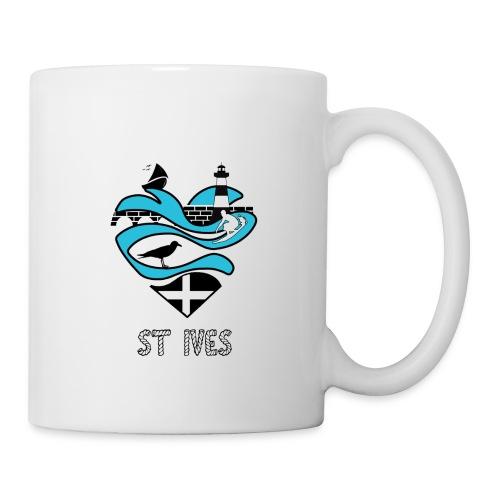 LOVE ST.IVES MUG  - Mug