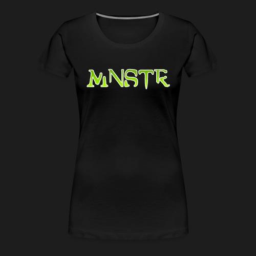 Monster Frauen Premium T-Shirt - Frauen Premium T-Shirt