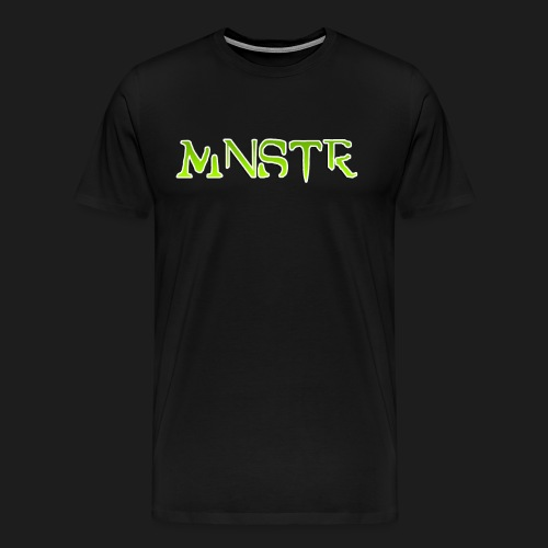 Monster Herren Premium T-Shirt - Männer Premium T-Shirt