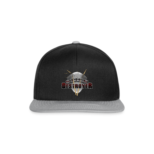 Stick Destroyer - Snapback Cap