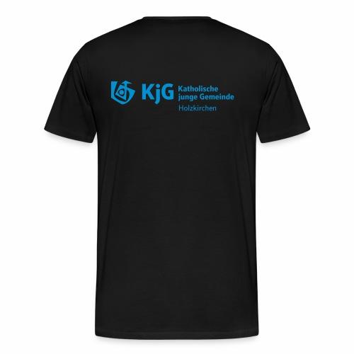 KjG Holzkirchen T-Shirt Logo Langversion Boy - Männer Premium T-Shirt