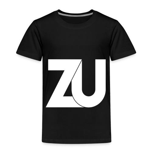 T-Shirt - Wit Logo (Kinderen) - Kinderen Premium T-shirt