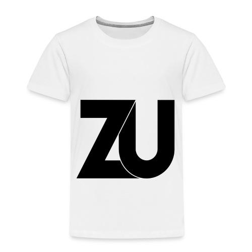 T-Shirt - Zwart Logo (Kinderen) - Kinderen Premium T-shirt