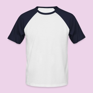 TEE-SHIRT HOMME - T-shirt baseball manches courtes Homme