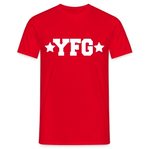 YFG Star  - Mannen T-shirt
