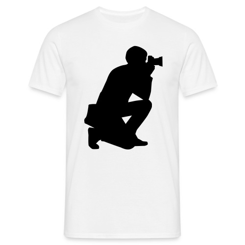 Taking the Picture - Men's T-Shirt
