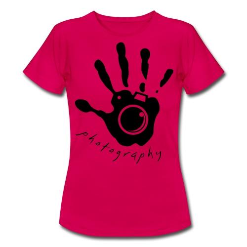 Hands Off  - Women's T-Shirt