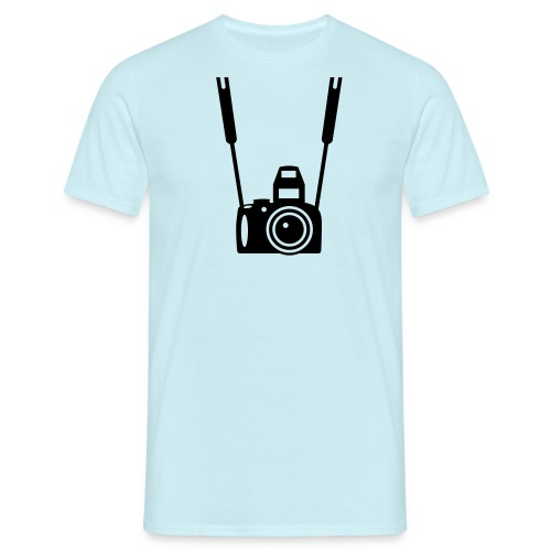 Ready With My Camera - Men's T-Shirt