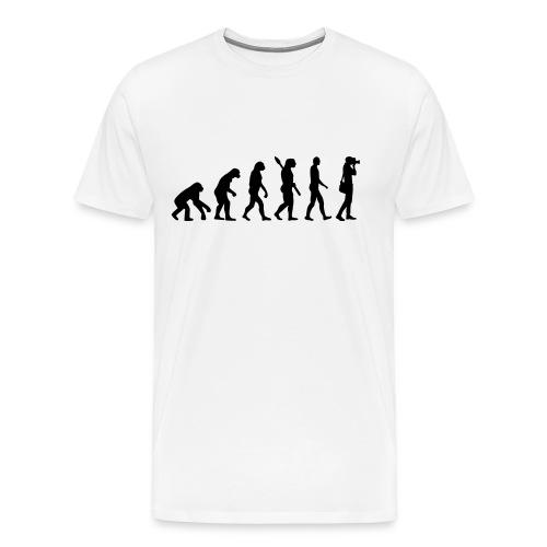 Evolution T-Shirt - Men's Premium T-Shirt