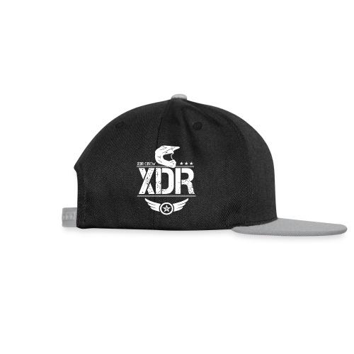 XDR CREW Snapback Cap  - Snapback Cap