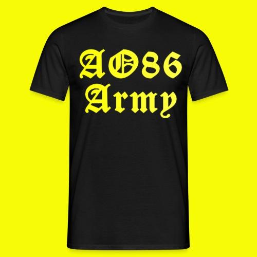 AO86 Army T-Shirt / in verschiedenen Farben erhältlich - Männer T-Shirt
