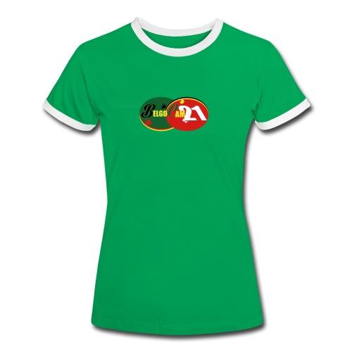 BC21 official - T-shirt contrasté Femme