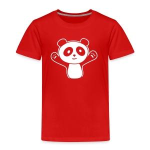 Panda Hug T-Shirts - Kinder Premium T-Shirt
