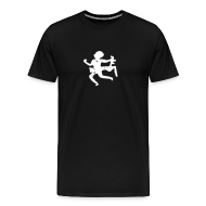 T-Shirts ~ Männer Premium T-Shirt ~ Shotgun Wedding