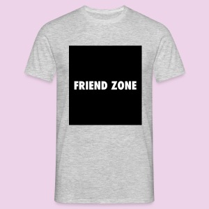 TEE-SHIRT HOMME FRIEND ZONE - T-shirt Homme