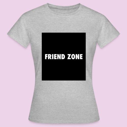 TEE-SHIRT FEMME FRIEND ZONE - T-shirt Femme