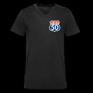 T-Shirts ~ Männer T-Shirt mit V-Ausschnitt ~ Torpids 50 Jahre