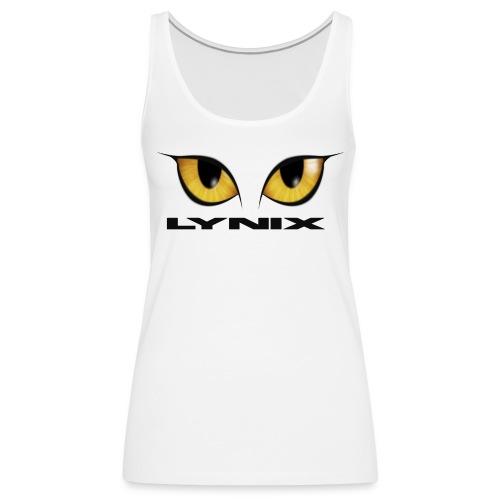 Lynixgaming women's top - Women's Premium Tank Top