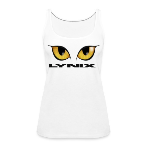 Lynixgaming women's top - Women's Premium Tank Top
