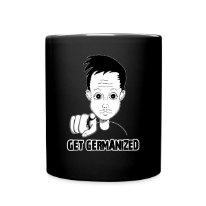 I Want You GG Mug Black - Full Colour Mug