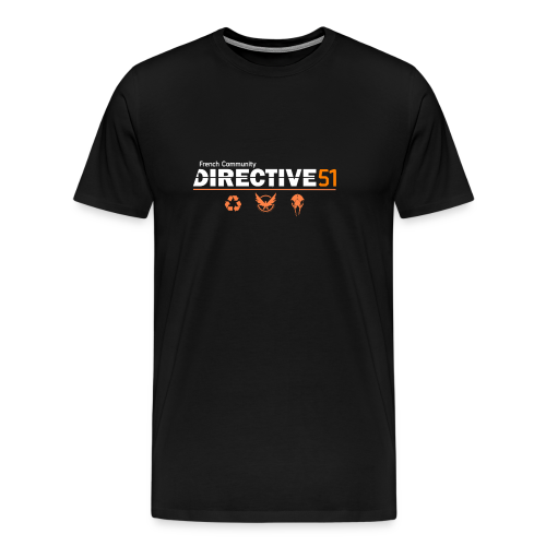 Tshirt D51 - T-shirt Premium Homme