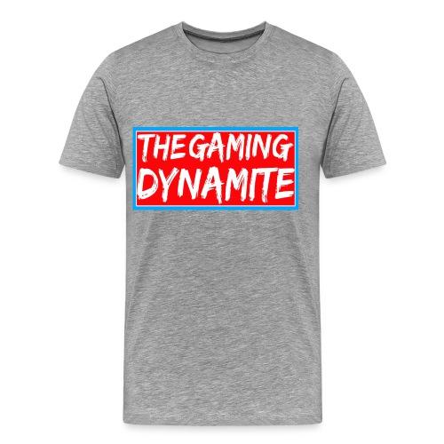 Men's The Gaming Dynamite T-Shirt - Men's Premium T-Shirt