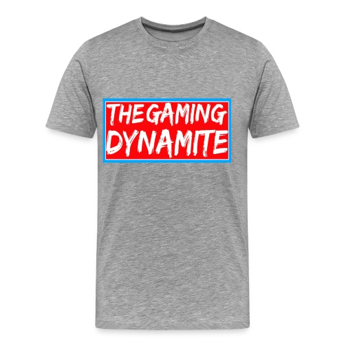 Men's The Gaming Dynamite T-Shirt - Men's Premium T-Shirt