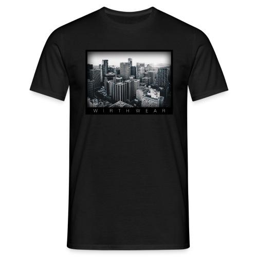 Vancouver Black - Männer T-Shirt