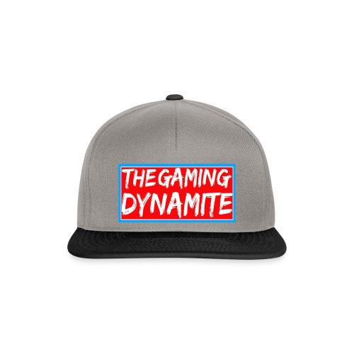 Snapback cap The Gaming Dynamite - Snapback Cap