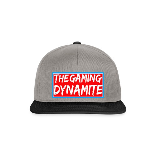 Snapback cap The Gaming Dynamite - Snapback Cap