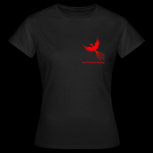 Red Phoenix Racing Girlie - Frauen T-Shirt