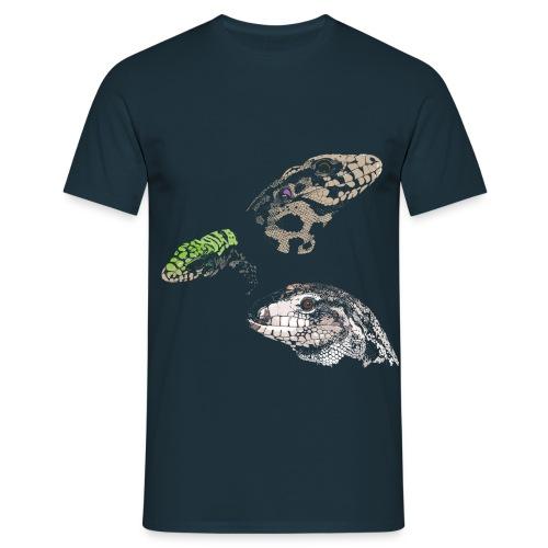 T-shirt Tegu per uomo - Maglietta da uomo