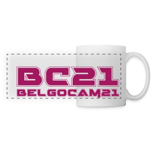 Tasse BC21 - Mug panoramique contrasté et blanc