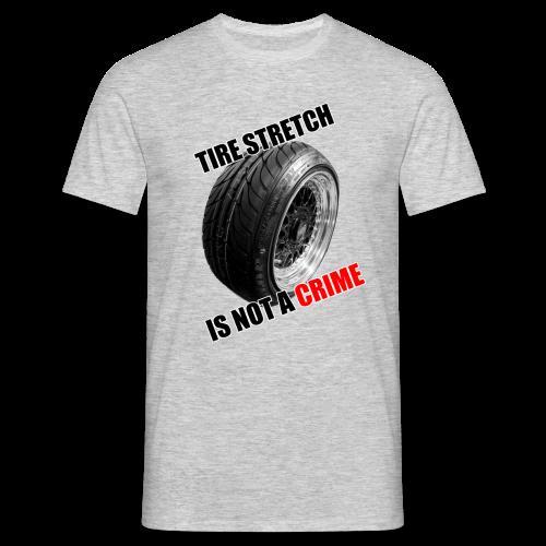 TYRE STRETCH Theme Shirt - Männer T-Shirt