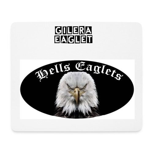 Gilera Eaglet Mousepad Neues Logo - Mousepad (Querformat)
