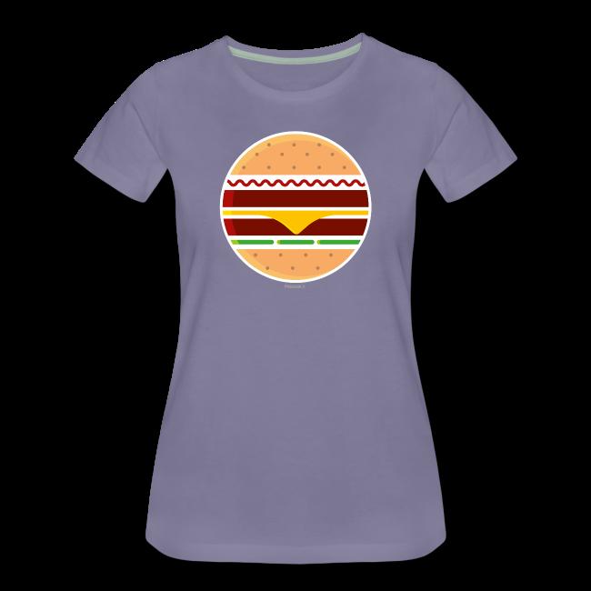 Circle Burger - Girl