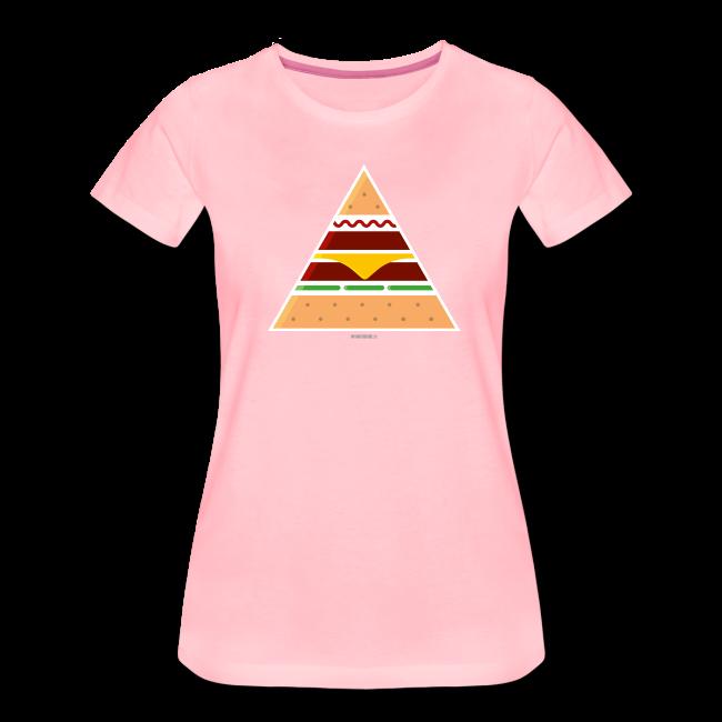 Triangle Burger - Girl